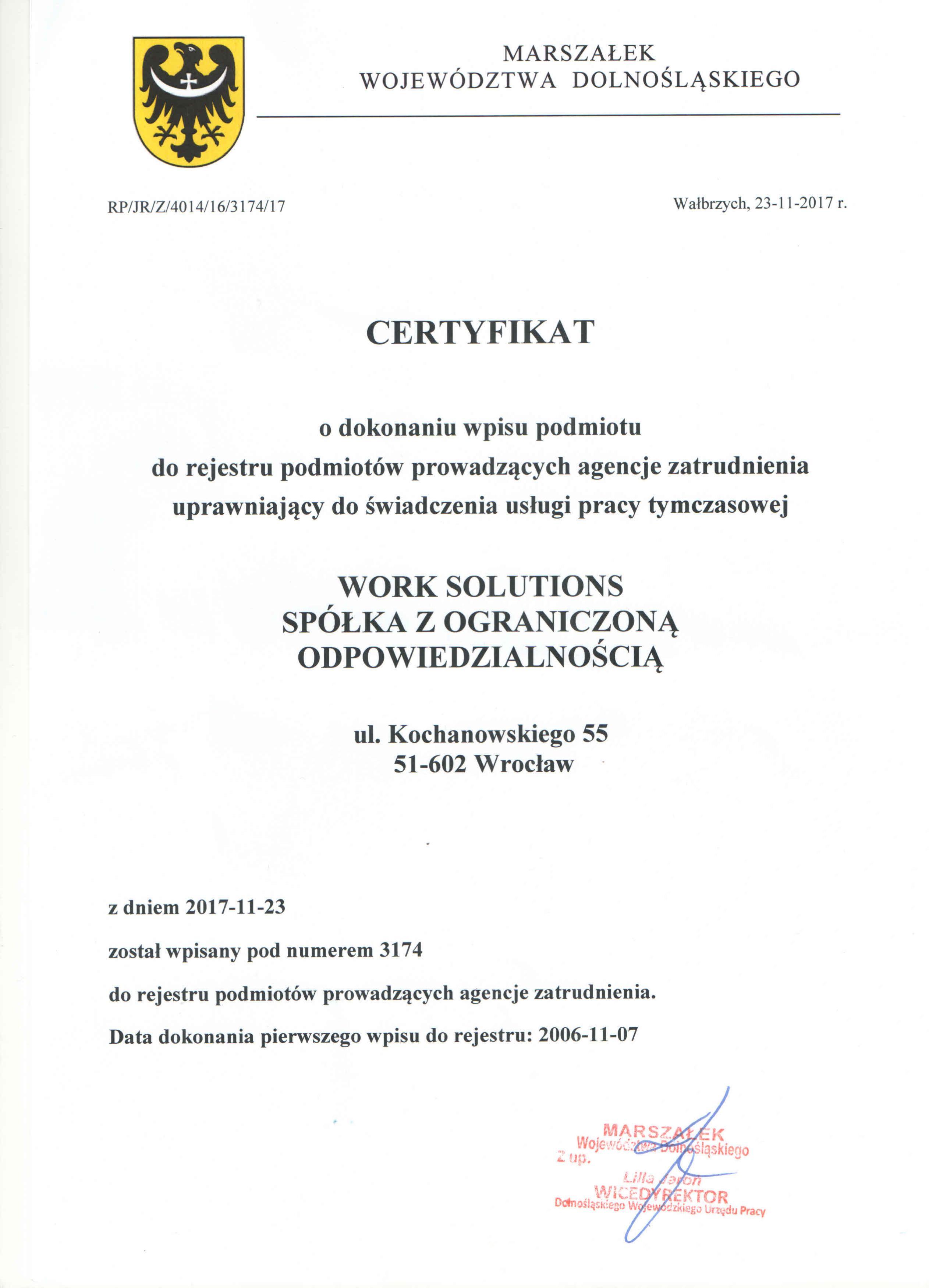 Certyfikat PL APT_01