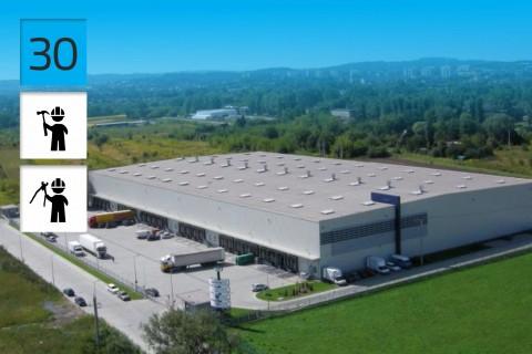 Logistikzentren für: Kaufland, NETTO, Merida; Polen