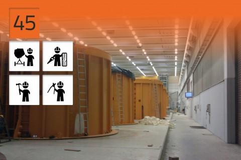 Prefabrication Plants in Germany